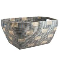 Pier 1 ImportsEvie Blue Seagrass Oversized Basket