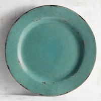 Pier 1 ImportsHacienda de Vida Turquoise Dinner Plate