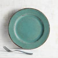 Pier 1 ImportsHacienda de Vida Turquoise Salad Plate