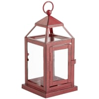 Pier 1 ImportsLanden Mini Red Metal Lantern