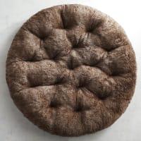 Pier 1 ImportsLuxe Fur Papasan Cushion