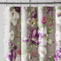 Pier 1 ImportsMisted Blooms Shower Curtain