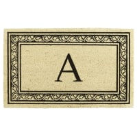 Pier 1 ImportsMonogram Doormat - A