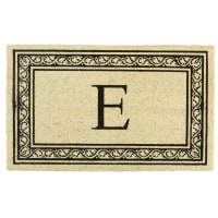 Pier 1 ImportsMonogram Doormat - E