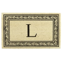 Pier 1 ImportsMonogram Doormat - L