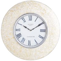 Pier 1 ImportsMother-of-Pearl Wall Clock