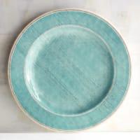 Pier 1 ImportsNewport Turquoise Melamine Dinner Plate
