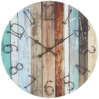 Pier 1 ImportsOversize Shore Drenched Wall Clock