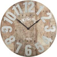 Pier 1 ImportsOversize Aged Rustic Wall Clock