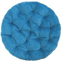 Pier 1 ImportsPlush Turquoise Papasan Cushion