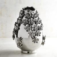 Pier 1 ImportsSilver Flower Vase