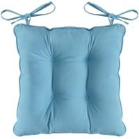 Pier 1 ImportsSquare Bistro Chair Cushion in Cabana Turquoise