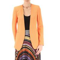 PinkoBlazer for Women On Sale, Orange, Triacetate, 2016, 4 6 8