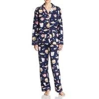PJ SalvageChinese Food Flannel Pajama Set
