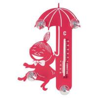 Pluto ProdukterLilla My termometer rød