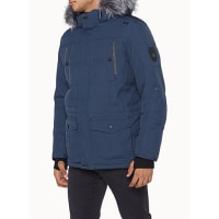 Point ZeroTopstitch down parka