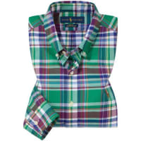 Polo Ralph LaurenCasualhemd Slim Fit (Grün / Bunt) - Herren