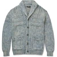 Polo Ralph LaurenShawl-collar Cotton Cardigan - Blue