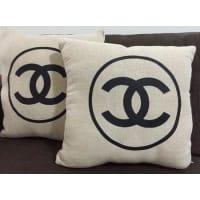 Pop DecorAlmofada Chanel Rústica Inspired