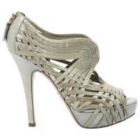 PradaPre-Owned - Leather heels