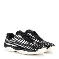 PradaSneakers aus Veloursleder