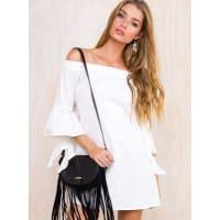 Princess PollyWomens Maple Sun Dress White 10