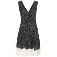 Proenza SchoulerPrinted silk dress