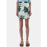 Proenza SchoulerTropical Print Miniskirt