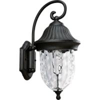 PROGRESS LIGHTINGProgress Coventry Outdoor Chain Hung Lighting Fixture in Textured Black