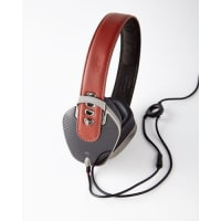 PRYMACarbon Marsala On-Ear Headphones