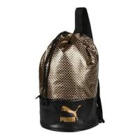 PumaARCHIVE BUCKET BAG GOLD - BOLSOS - Mochilas y riñoneras