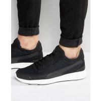 PumaIgnite Sock Sneakers - Black