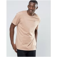 PumaOversized T-Shirt In Beige - Beige
