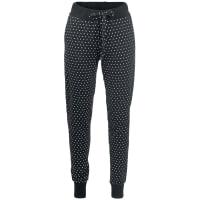 Pussy DeluxeDotties Pants Girl-Jogginghose schwarz
