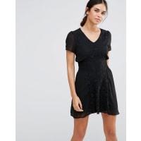 Pussycat LondonLace Dress - Black