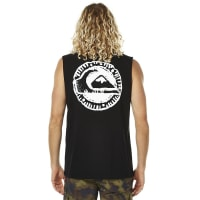 QuiksilverToo Many Mens Muscle Black