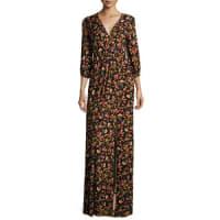 Rachel PallyArmand Floral-Print Long Slit-Front Maxi Dress, Plus Size