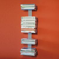 RadiusBooksbaum Magazin Wandregal klein