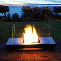 RadiusUni Flame Ethanol-Feuerstelle