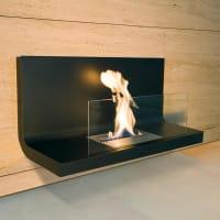RadiusWall Flame I Ethanol-Feuerstelle