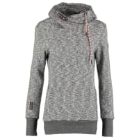 RagwearBEAT Sweatshirt black melange