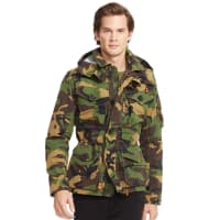 Ralph LaurenAnorak in Camouflage-Optik