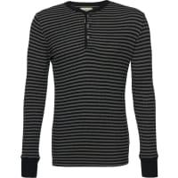 Ralph LaurenHenley-Shirt mit Retro-Flair schwarz