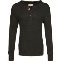 Ralph LaurenHenley-Sweatshirt schwarz