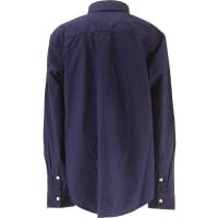 Ralph LaurenHemden Günstig im Sale, Blau, Baumwolle, 2016, 2Y 3Y 4Y L M XL