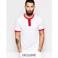 Reclaimed VintageVarsity T-Shirt - White