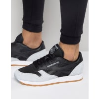 ReebokClassic Leather MR Sneakers In Black AR1895 - Black