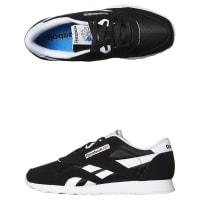 ReebokClassic Nylon Womens Sneaker Black