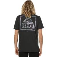 ReefSea Charts Mens Tee Black