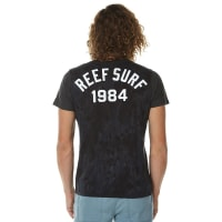 ReefSurf Hard Mens Tee Black